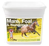 Подкормка для кобыл и жеребят NAF Mare,Foal  срок 01.16